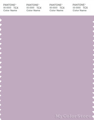 PANTONE SMART 15-3508X Color Swatch Card, Fair Orchid