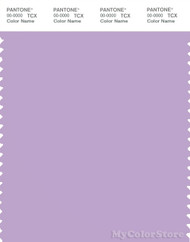 PANTONE SMART 15-3620X Color Swatch Card, Lavandula