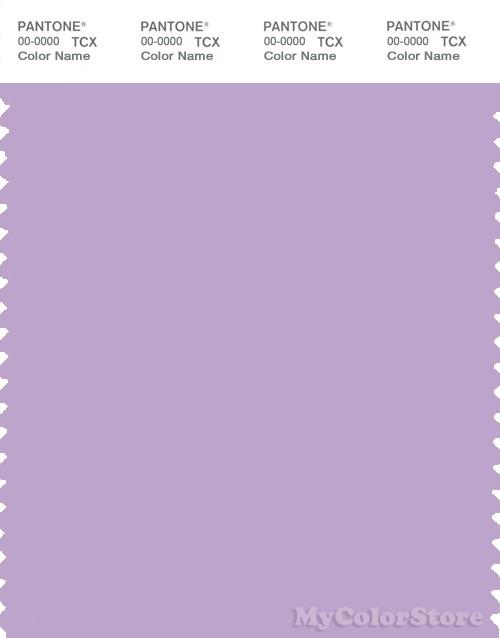 PANTONE SMART 15-3620X Color Swatch Card, Lavandula