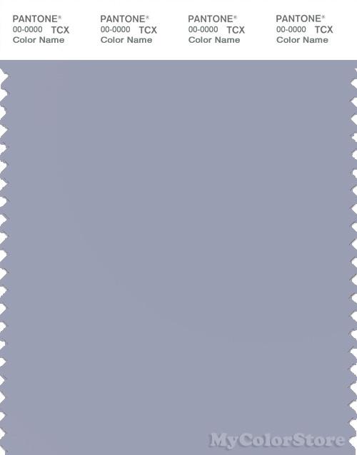 PANTONE SMART 15-3908X Color Swatch Card, Icelandic Blue
