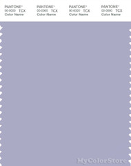 PANTONE SMART 15-3909X Color Swatch Card, Cosmic Sky
