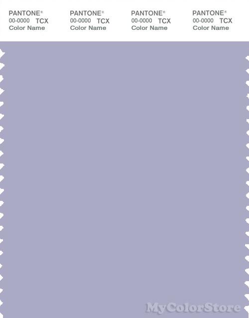 PANTONE SMART 15-3909X Color Swatch Card, Cosmic Sky