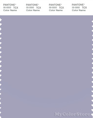 PANTONE SMART 15-3910X Color Swatch Card, Languid Lavender