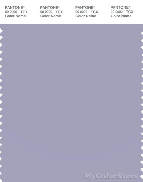 PANTONE SMART 15-3910X Color Swatch Card, Languid Lavender