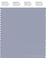 PANTONE SMART 15-3912X Color Swatch Card, Aleutian