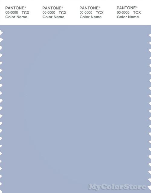 PANTONE SMART 15-3915X Color Swatch Card, Kentucky Blue