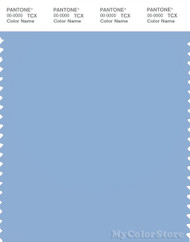 PANTONE SMART 15-3920X Color Swatch Card, Placid Blue