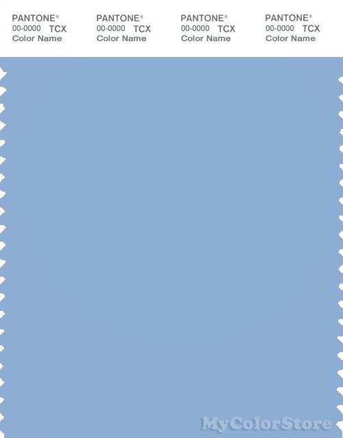 PANTONE SMART 15-3920X Color Swatch Card, Placid Blue