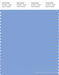 PANTONE SMART 15-3930X Color Swatch Card, Vista Blue