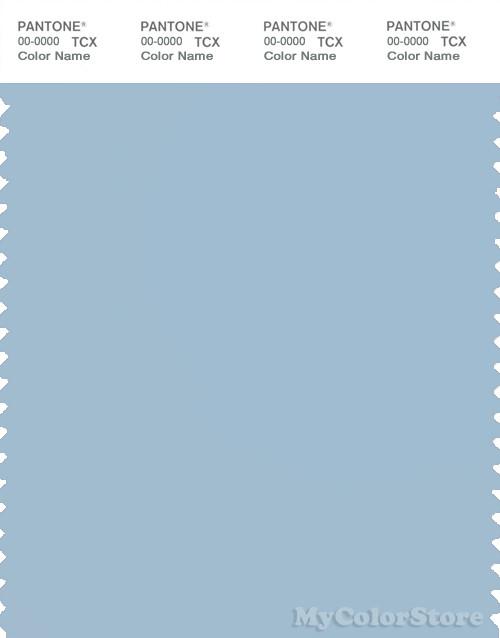 PANTONE SMART 15-4005X Color Swatch Card, Dream Blue