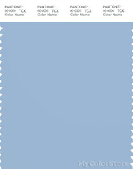 PANTONE SMART 15-4020X Color Swatch Card, Cerulean