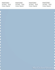 PANTONE SMART 15-4105X Color Swatch Card, Angel Falls