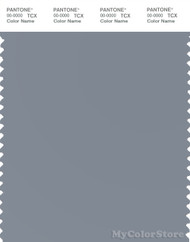 PANTONE SMART 15-4307X Color Swatch Card, Tradewinds