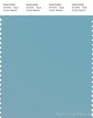 PANTONE SMART 15-4415X Color Swatch Card, Milky Blue