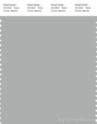 PANTONE SMART 15-4703X Color Swatch Card, Blue Gray