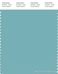 PANTONE SMART 15-4712X Color Swatch Card, Marine Blue