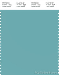 PANTONE SMART 15-4715X Color Swatch Card, Light Clear Blue