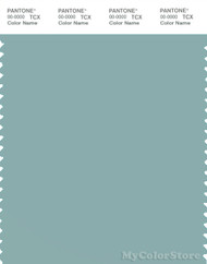 PANTONE SMART 15-5207X Color Swatch Card, Aquifer