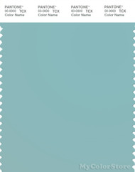 PANTONE SMART 15-5209X Color Swatch Card, Aqua Haze
