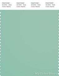 PANTONE SMART 15-5812X Color Swatch Card, Lichen