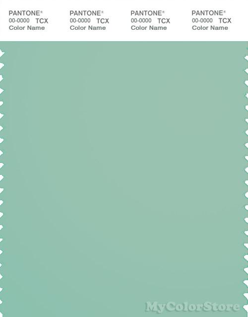 PANTONE SMART 15-5812X Color Swatch Card, Lichen