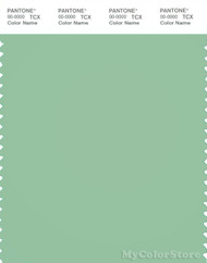 PANTONE SMART 15-6114X Color Swatch Card, Hemlock