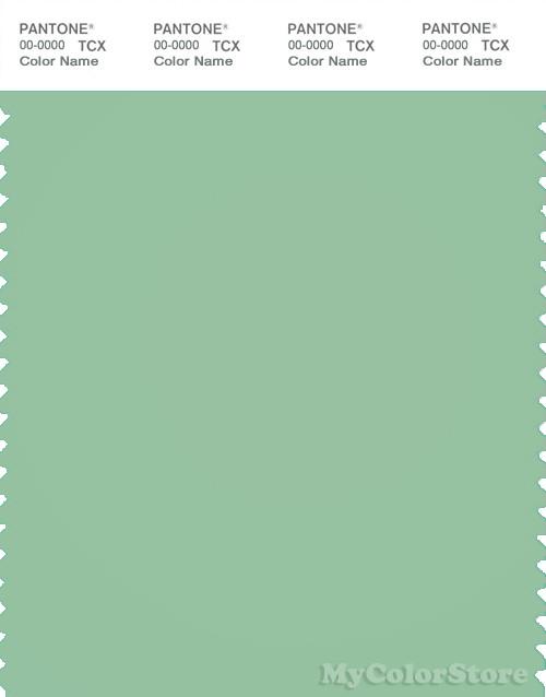 PANTONE SMART 15-6114X Color Swatch Card, Hemlock