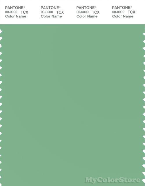 PANTONE SMART 15-6120X Color Swatch Card, Ming