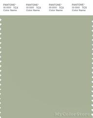 PANTONE SMART 15-6310X Color Swatch Card, Swamp