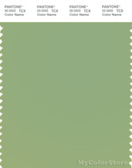 PANTONE SMART 15-6423X Color Swatch Card, Forest Shade