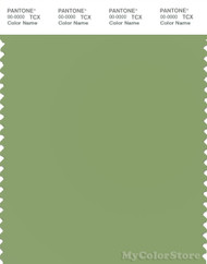 PANTONE SMART 16-0123X Color Swatch Card, Tendril