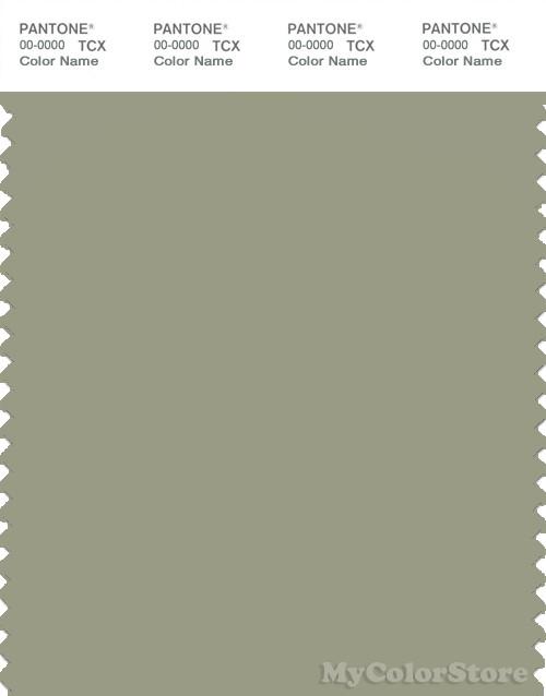 PANTONE SMART 16-0213X Color Swatch Card, Tea