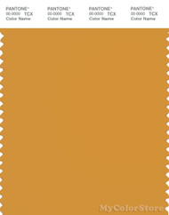 PANTONE SMART 16-1054X Color Swatch Card, Sunflower