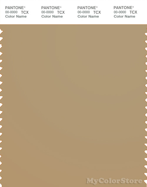 PANTONE SMART 16-1120X Color Swatch Card, Starfish