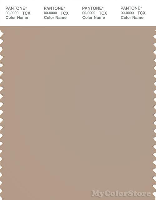 PANTONE SMART 16-1210X Color Swatch Card, Light Taupe