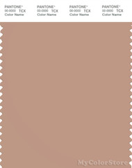 PANTONE SMART 16-1219X Color Swatch Card, Tuscany