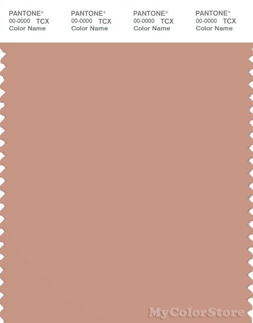 PANTONE SMART 16-1220X Color Swatch Card, Cafe Creme