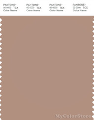 PANTONE SMART 16-1221X Color Swatch Card, Roebuck