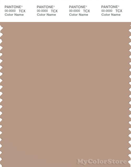 PANTONE SMART 16-1320X Color Swatch Card, Nouget