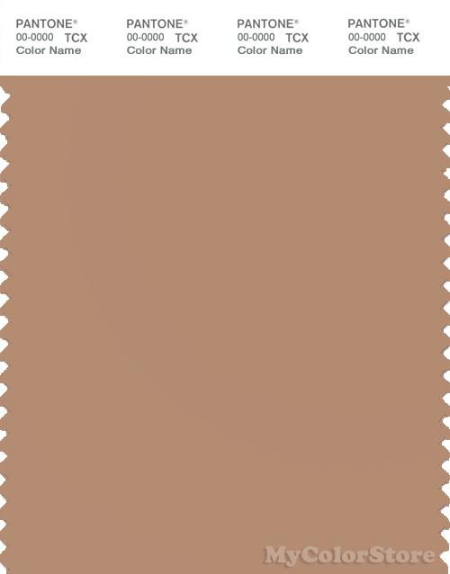 PANTONE SMART 16-1323X Color Swatch Card, Macaroon