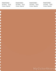 PANTONE SMART 16-1332X Color Swatch Card, Pheasant
