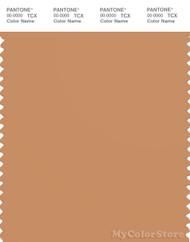 PANTONE SMART 16-1341X Color Swatch Card, Butterum