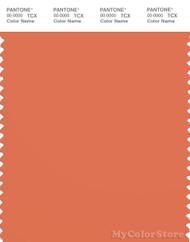 PANTONE SMART 16-1450X Color Swatch Card, Flamingo