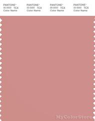 PANTONE SMART 16-1518X Color Swatch Card, Rosette