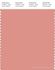 PANTONE SMART 16-1520X Color Swatch Card, Lobster Bisque