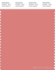 PANTONE SMART 16-1624X Color Swatch Card, Lantana
