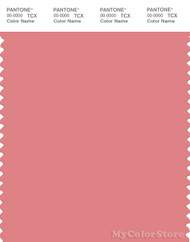 PANTONE SMART 16-1626X Color Swatch Card, Peach Blossom
