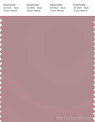 PANTONE SMART 16-1806X Color Swatch Card, Woodrose