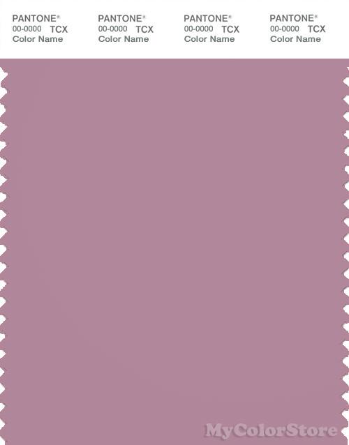 PANTONE SMART 16-2107X Color Swatch Card, Orchid Haze