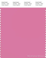 PANTONE SMART 16-2120X Color Swatch Card, Wild Orchid